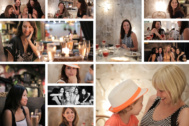 Girls Christmas Lunch | CAPTAR Event Photography - Katie Barget
