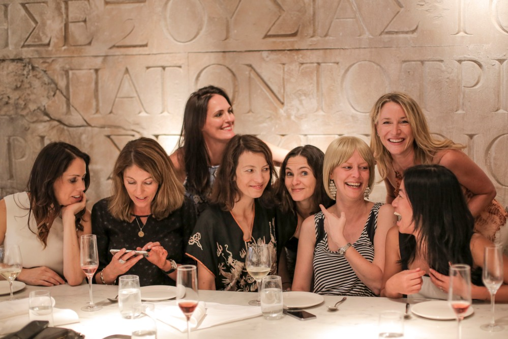 Girls Christmas Lunch, The Apollo Sydney   Captar Event Photography - Katie Barget