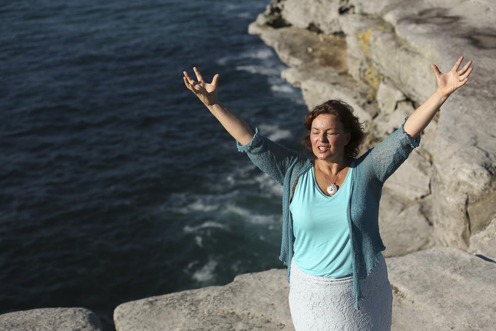 Katharina Zulegar - Life Coach | Shot by Katie Barget of Captar Photo