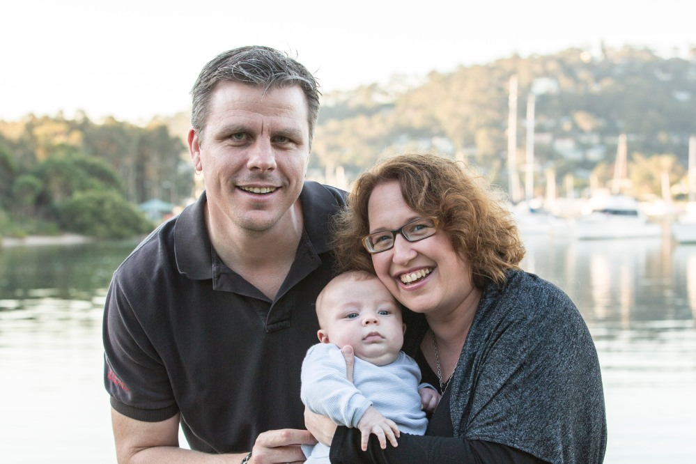 Family Moments in Mona Vale
