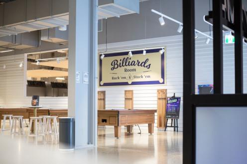 Captar Photo_Brisbane Chermside_BILLIARDS TABLE_LR-5