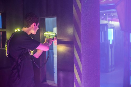 Captar Photo_Brisbane Chermside_LASER TAG_LR-27